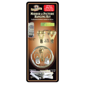 Parker & Bailey Mirror and Picture Hanging Kit