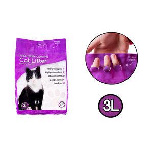 Lavender Scented Cat Litter 3L