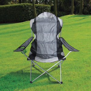 Deluxe Padded Folding Armchair
