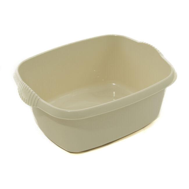Cream Bowl Rectangular