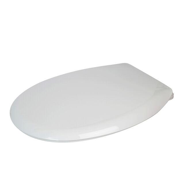 Croydex Canada White Toilet Seat