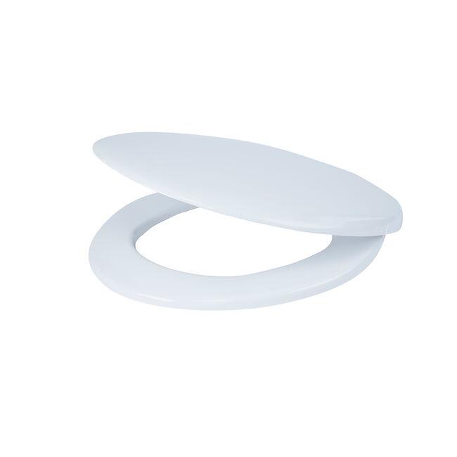 Croydex Grasmere Toilet Seat White