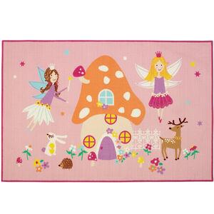 Pixie Princess Childrens Floormat 100x150cm