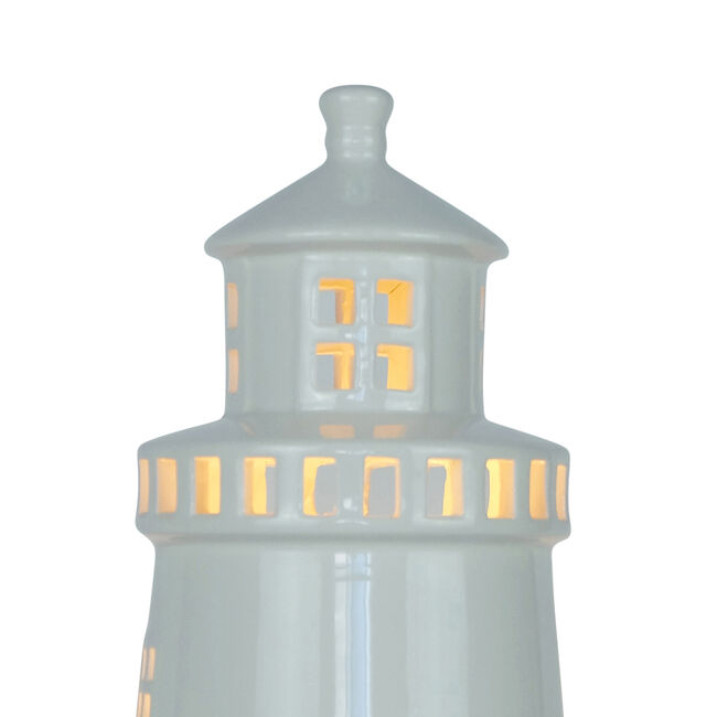 Lighthouse Silhouette Lamp