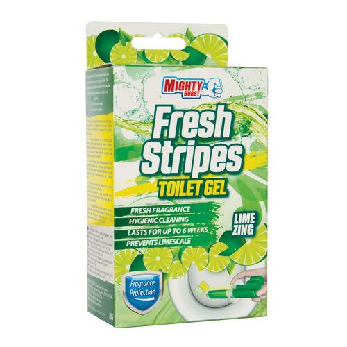 Fresh Stripes Toilet Gel
