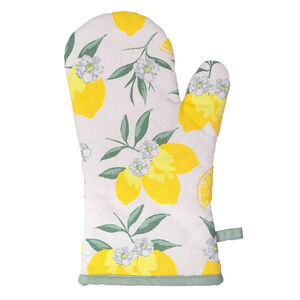 Lemons Single Oven Glove