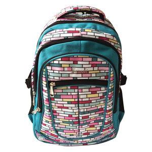 Streetsac Tetris Multi Schoolbag