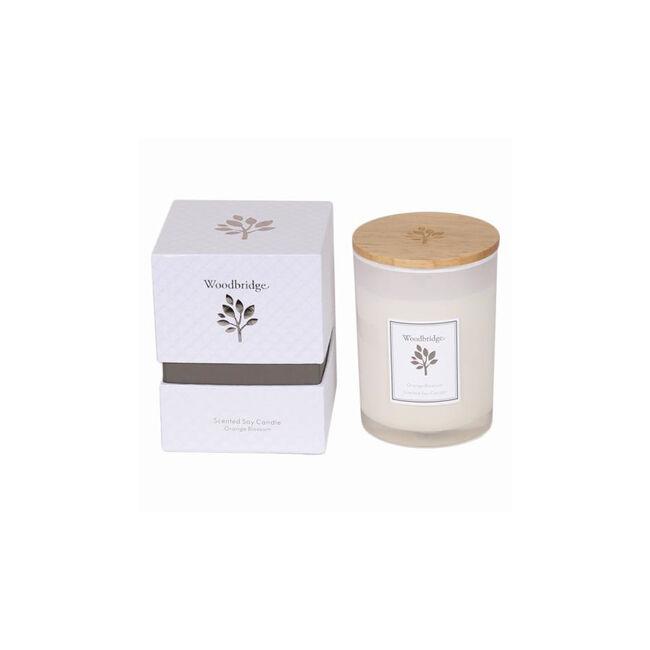 Woodbridge Medium Orange Blossom Candle