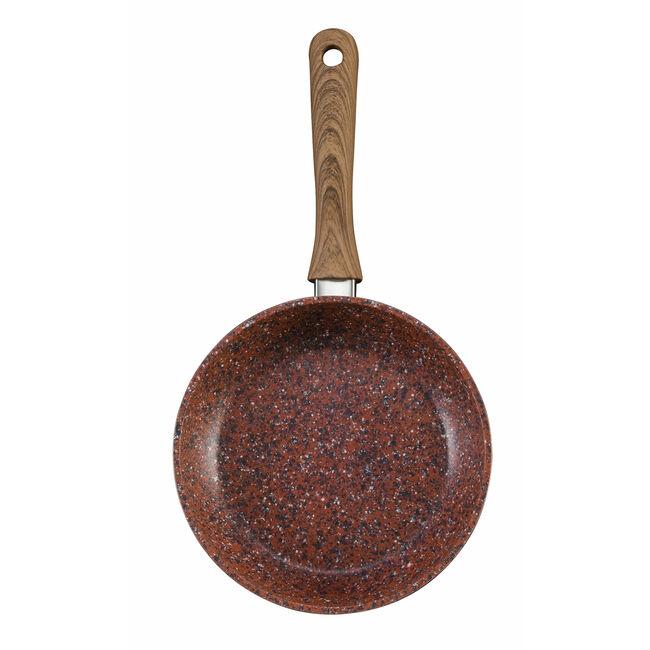 JML Copper Stone Frying Pan - 20cm