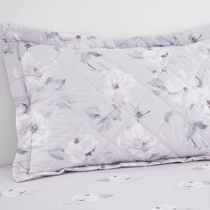 Jane Mauve Pillowshams 50cm x 75cm