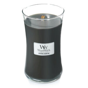 Woodwick Evening Bonfire Large Jar