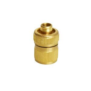 Rookhaven Brass Hose Connector