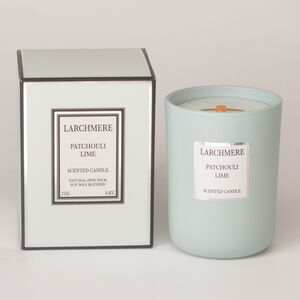 Larchmere Patchouli Lime Candle
