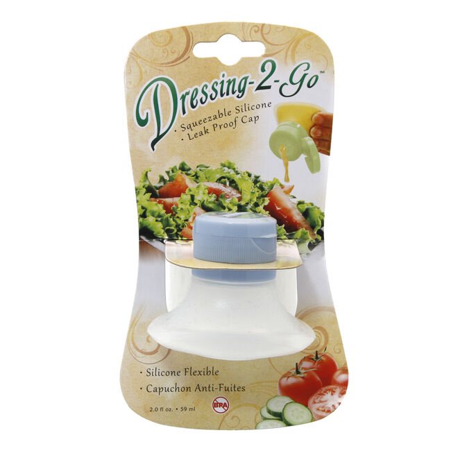 Dressing To Go Salad Dressing Container