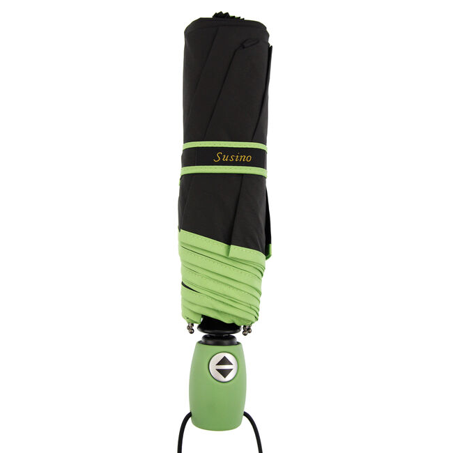 Susino Automatic Green Umbrella With Cover