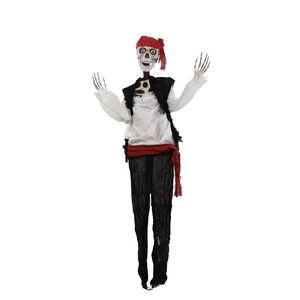 Lightup Talking Skeleton Pirate