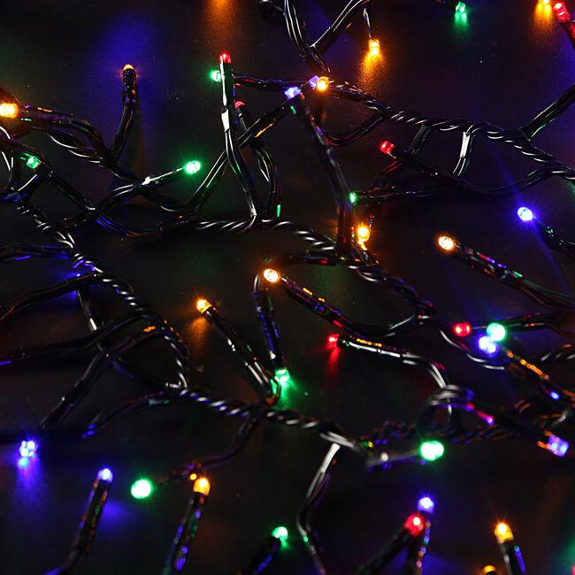 2000 Multicolour LED Cluster Lights