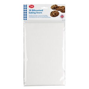 Tala Grease Proof Siliconised Baking Liners