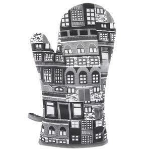 City Stripe Single Oven Glove