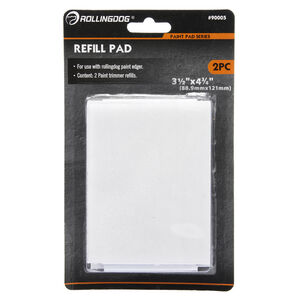 Rolling Dog Paint Edger Replacement Pads