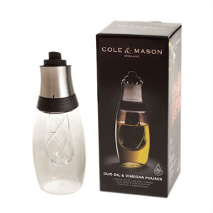 Cole & Mason Oil And Vinegar Duo Pourer