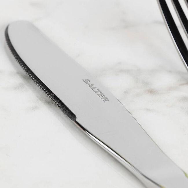 Salter Elegance Vermont Cutlery Set 24 Piece