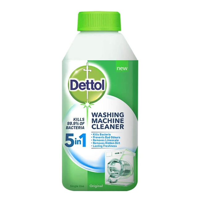 Dettol Antibacterial Washing Machine Cleanser
