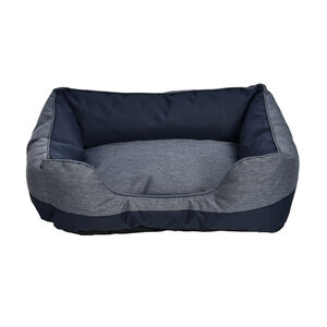 Perfect Paws Luxury Oxford Pet Bed - Medium