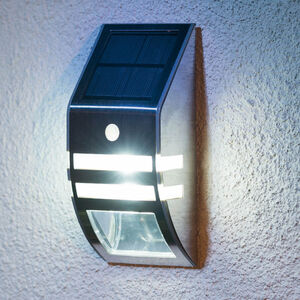 Stainless Steel Solar Fence Light
