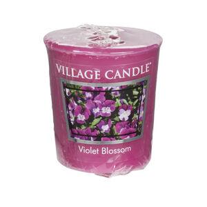 Village Candle Violet Blossom Votive