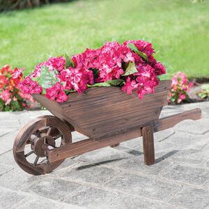 Burntwood Garden Wheelbarrow Planter