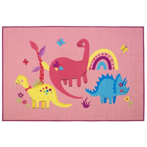 She-Rex Childrens Floormat 100x150cm
