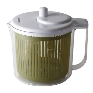 Salter Salad Spinner Jug Green