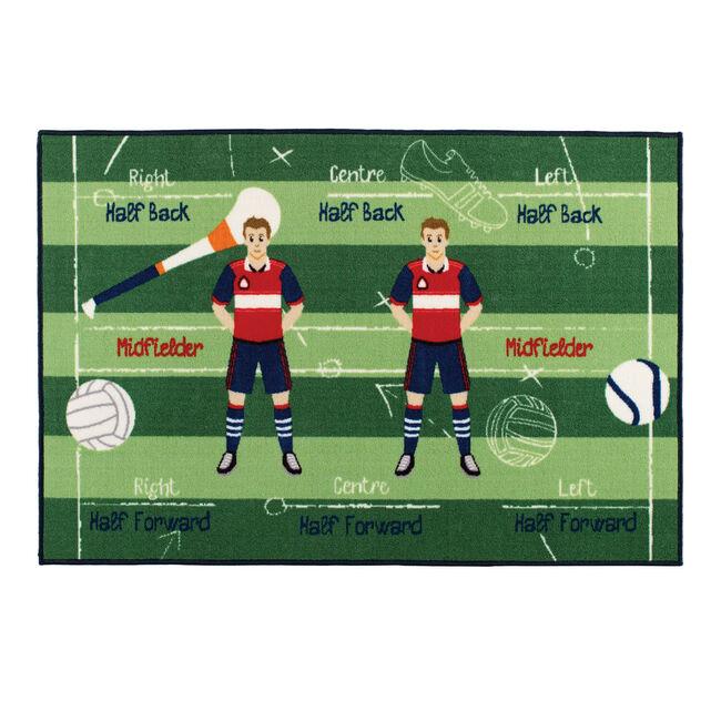 Sport Children's Floormat 100cm x 150cm