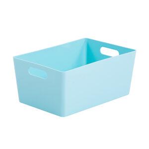 Studio Rectangular Basket 3.9L - Duck Egg Blue
