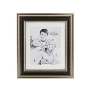 Med Antique Bronze Photo Frame 8x10""