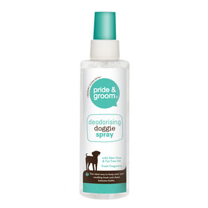 Pride & Groom Deodorising Spray