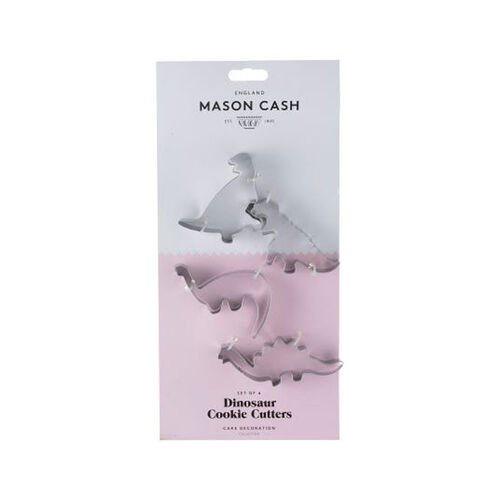 Mason Cash Dinosaur Cookie Cutters