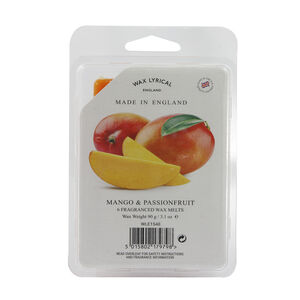 Mango & Passionfruit Box of 6 Melts