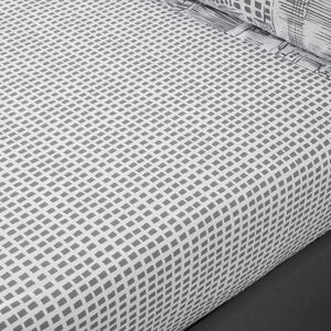 CITY SKETCH Single Fitted Sheet