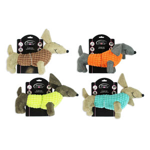 Smart Choice Plush Dog Toy