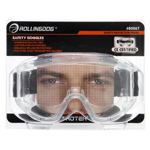 Rolling Dog Anti-Scratch Safety Glasses