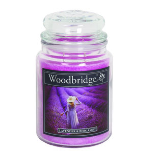 Woodbridge Lavender & Bergamot Large Jar