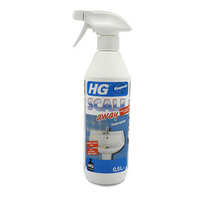 HG Scale Away Cleaner Spray 0.5L