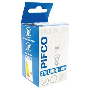 Pifco Halogen 28W GOLF BALL Bulb (SES)
