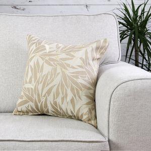 Ruth Floral Beige Cushion 45cm x 45cm