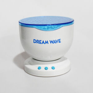 Dream Wave LED Projector Music Player