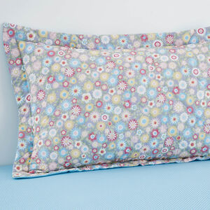 Blathanna Duck Egg Pillowshams 50cm x 75cm