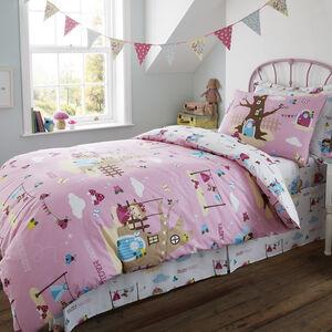 Fairy Forest Duvet Cover
