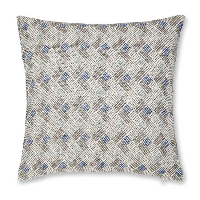 Stewart Cushion 45x45cm - Blue